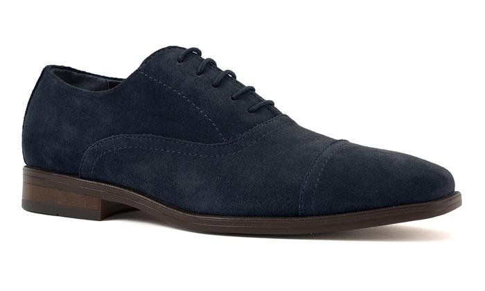 1de01f96d29b Joseph Abboud Men's Aaron Oxford Shoes (Size 8)   Groupon