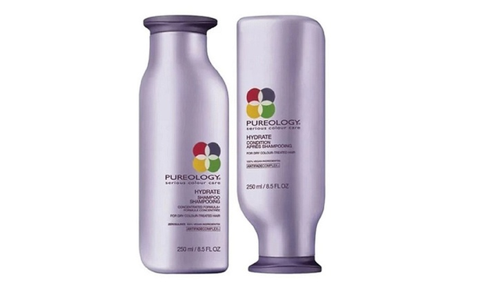 Up To 54% Off on Pureology Shampoo or Conditioner | Groupon