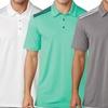 Adidas Golf Men's Essential 3-Stripe Golf Polo Shirt