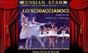 Lo Schiaccianoci, Teatro Civico, Vercelli: Russian Stars in Lo Schiaccianoci - Il 7 dicembre al Teatro Civico di Vercelli