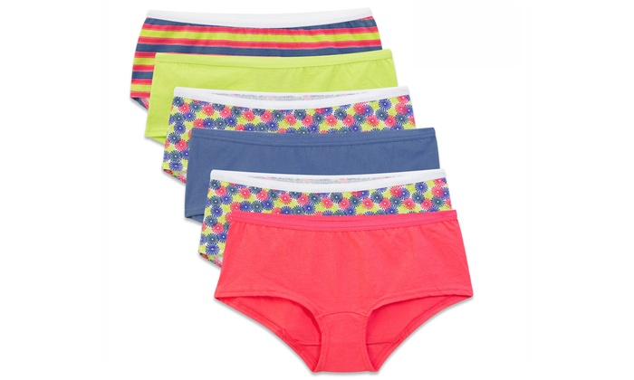 8a71cb532 Up To 35% Off on Fruit of the Loom Panties (6Pk.)