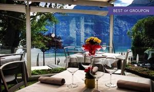 Villa Cian: Menu Pizza vista lago di Garda, da Villa Cian (sconto fino a 63%)