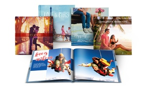 Up to 92% Off Personalized Hardcover Photo Books