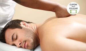 Espaço Joice Pires Saúde & Beleza: Espaço Joice Pires Saúde & Beleza – Cristo Redentor: 4, 8 ou 12 sessões de massagem