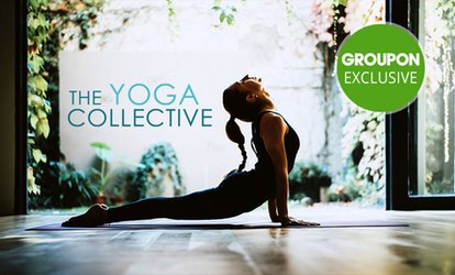 $15.99 for One Year of Unlimited Online Yoga from The Yoga Collective (Up to $178 Value)