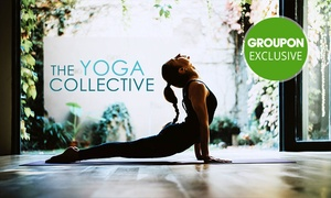 The Yoga Collective: $19.99 for One Year of Unlimited Online Yoga from The Yoga Collective (Up to $163.88 Value)