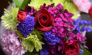 Colourful Creations Florist: From $19 Florist's Flower Selection or from $29 to Personalise Your Own at Colourful Creations Florist (From $35 Value)