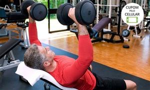 Academia Fisio Fit: Academia Fisio Fit – Taguatinga: 1 ou 3 meses de musculação + matrícula