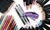 Set de crayons de maquillage
