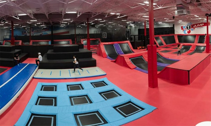 Party Package or All-Access Pass - Apex Adventure Plex | Groupon