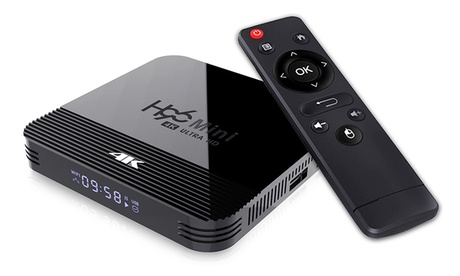 Smart TV Box H96 de 8 o 16 Gb