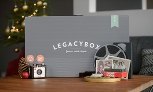 Legacybox Media-Digitizing Kit