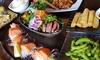 Nine-Dish Japanese Meal
