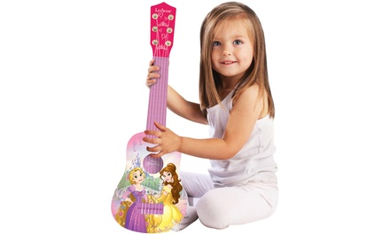 Lexibook Princess Guitar for Girls 53cm
