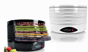 NutriChef Countertop Electric Food Dehydrator