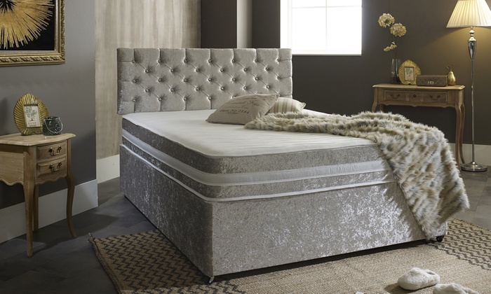 Double-Sided High-Density Memory Foam Mattress from £79.99