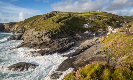 Tintagel: 2 or 3 Nights for Two with Breakfast at The Mill House Inn