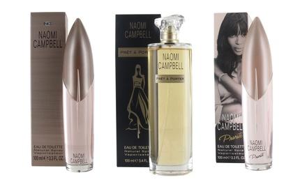 Naomi Campbell 100ml EDT Spray