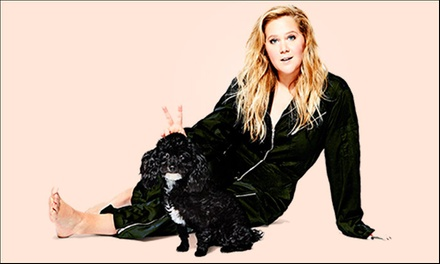 Amy Schumer on Friday, February 1, at 8 p.m.