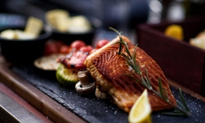 Solo Restaurant: £30 Toward Modern Fusion Food for Two or £60 for Four at Solo Restaurant (Up to 50% Off)