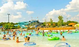 33% Off at Schlitterbahn Waterpark Kansas City at Schlitterbahn Waterpark Kansas City, plus 6.0% Cash Back from Ebates.