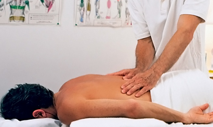 Healing Waves Wellness Center - Central Santa Cruz: Chiropractic Package with Exam, Spinal Scan, and Three or Five Adjustments at Healing Waves Wellness Center (90% Off)