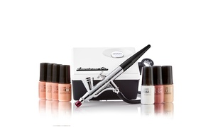 Luminess Air Legend Airbrush System with Makeup Starter Kit