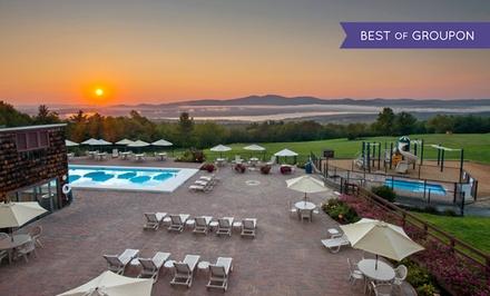 Steele Hill Resort Groupon