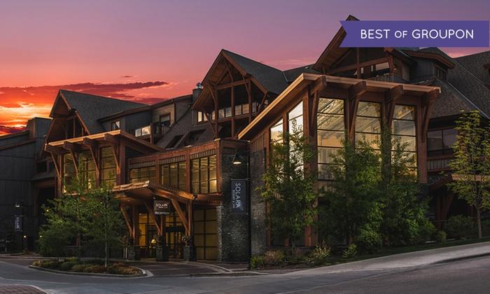 4-Star Suites near Banff National Park