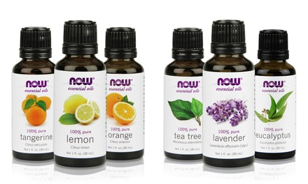 Now Essential Oils 3-Piece Set from $14.99–$34.99
