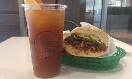 25% Cash Back at Calita Cafe