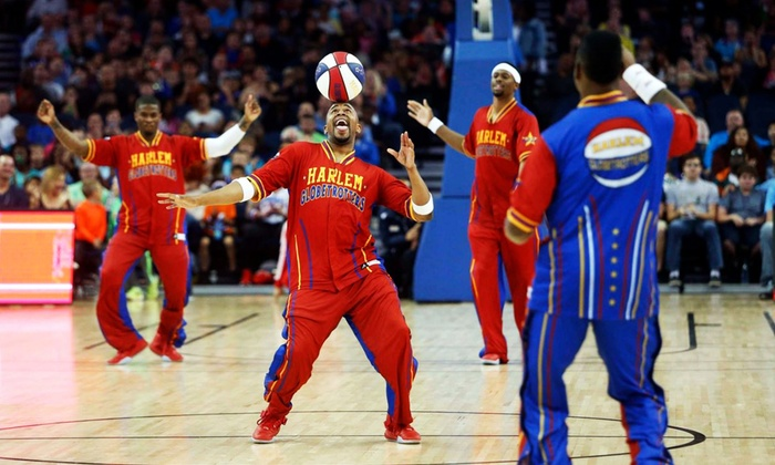 Harlem Globetrotters (Saturday, March 25, at 2 p.m or 7 p.m.)