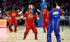 Harlem Globetrotters - Mohegan Sun Arena at Casey Plaza: Pre-Sale: Harlem Globetrotters Game (March 12 at 3 p.m.)