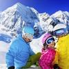 Les 2 Alpes: 5/8-daagse skivakantie incl. transfer, skipas en ontbijt