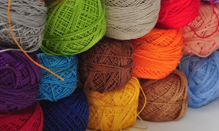 Hillcreek Yarn Shoppe - Hillcreek Yarn Shoppe: $15 for $30 Worth of Yarn and Supplies at Hillcreek Yarn Shoppe