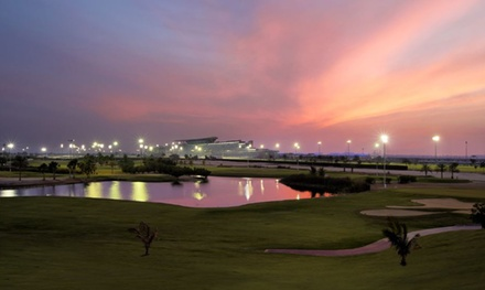 Nine or 18 Holes of Golf at Meydan Golf (Up to 44% Off)