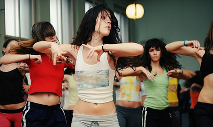 Jeff Allen Dance Lessons - Cranston: 5 or 10 Latin Fusion Fitness Classes at Jeff Allen Dance Lessons (Half Off)