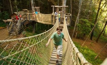 Up to 43% Off Foxfire Mountain Adventure Park