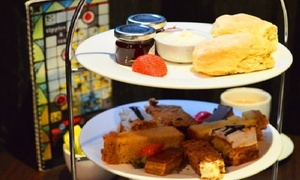 Carmelite Aberdeen : Afternoon Tea for Two or Four at Carmelite, Aberdeen Centre (Up to 55% Off)