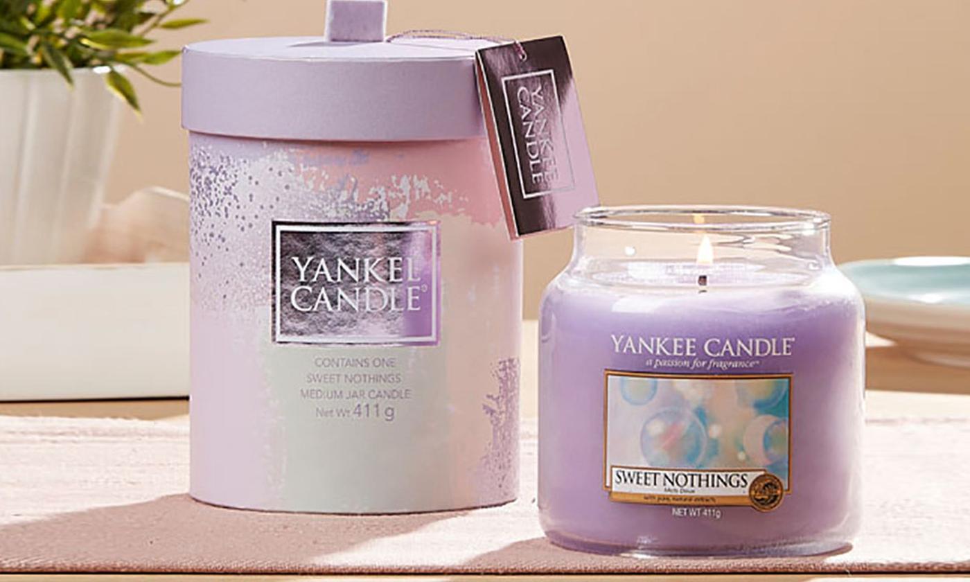 Yankee Candle Sweet Nothings Gift Set
