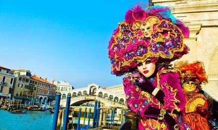 Karnawał w Wenecji: 5-dniowa wycieczka dla 1 osoby z 2 noclegami, wyżywieniem, transportem i więcej z Index Polska