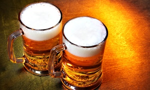 Rock & Roll Craft Beerfest: Rock & Roll Craft Beerfest for Two or Four on March 6-7 (Up to 47% Off)