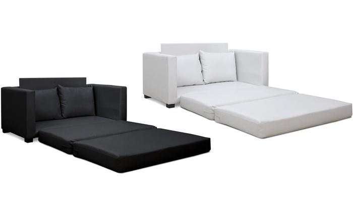 canap lit d plimousse ascott groupon shopping. Black Bedroom Furniture Sets. Home Design Ideas