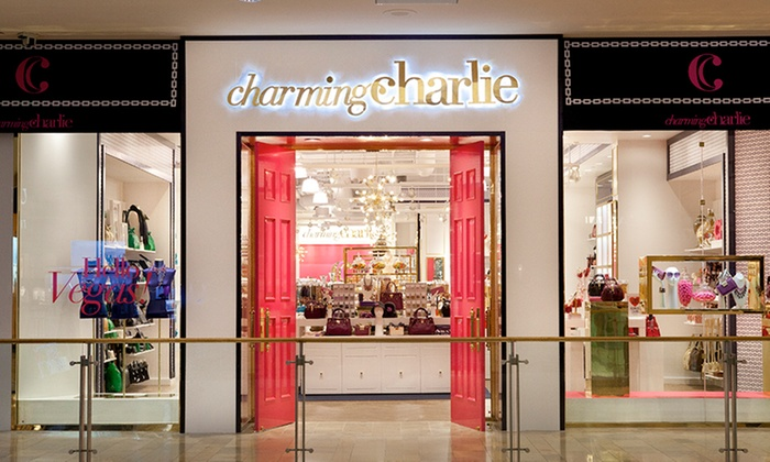 Charming charlie clothing store