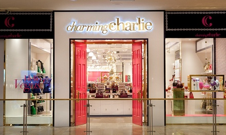 Up to 33% Off Jewelry, Handbags, and Accessories from Charming Charlie. Valid In-Store and Online.