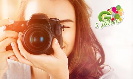 """Fotoworkshop """"Anfängerschmerz"""", """"EOS Fortgeschrittene"""" oder """"Von Frau zu Frau"""" bei Fotograf Olfs ab 24,90 €"""
