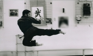 Trinity Martial Arts & Fitness Academy: Up to 75% Off 1 or 3 Months of Karate at Trinity Martial Arts & Fitness Academy