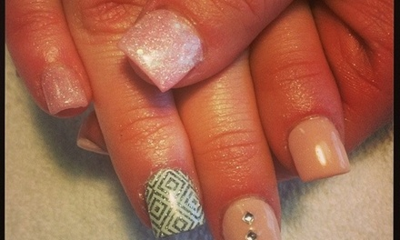 $25 for $50 Worth of Nail Design Service  Nails By Hannah
