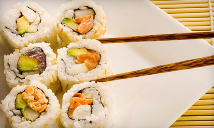 Ebisu - PGA National Shops on the Green: Japanese Cuisine for Two or Four at Ebisu (Up to 55% Off)