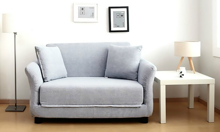 Two Seater (AED 999) or Three Seater (AED 1999) Convertible Pull Out Sofa Bed